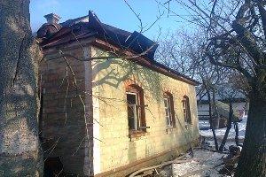 На Полтавщине многодетная семья осталась без крыши над головой, фото-1