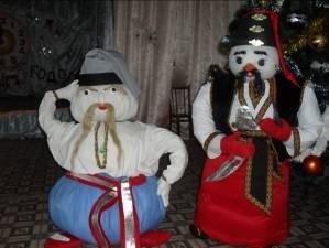 В Днепропетровских тюрьмах на Новый год «лепили» снеговиков, пели песни и водили хороводы, фото-1