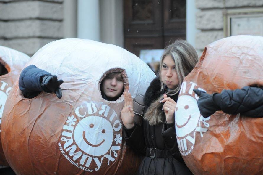 У Львові вже вшосте відбудеться Міське Свято Пампуха, фото-2