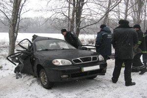 На трассе Кременчуг - Полтава произошло масштабное ДТП, в котором погибла 21-летняя девушка, фото-1
