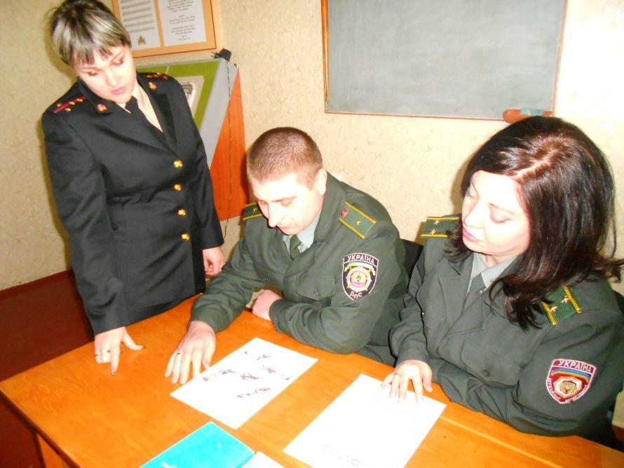 Теперь сотрудники Кременчугской исправительной колонии знают как уберечься от обморожения, фото-1
