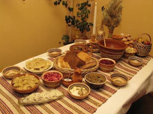 Рождественский стол: что приготовить?, фото-1
