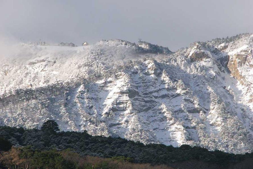К Рождеству склоны Ай-Петри впервые за эту зиму засыпало снегом (ФОТО), фото-2