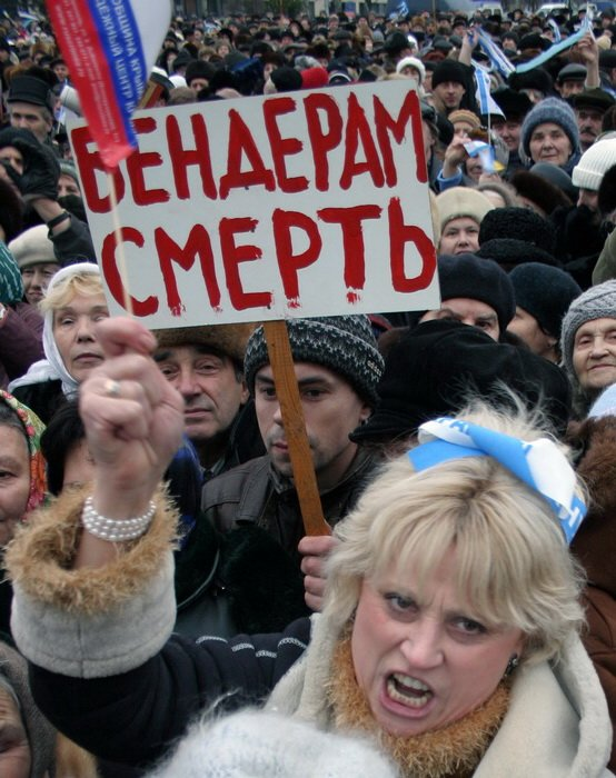 8 января в Донецке  - как это было (фотохроника прошлых лет), фото-3