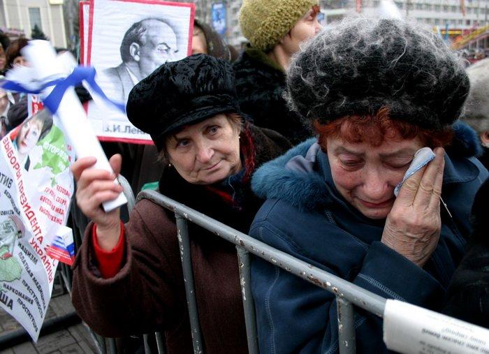 8 января в Донецке  - как это было (фотохроника прошлых лет), фото-4