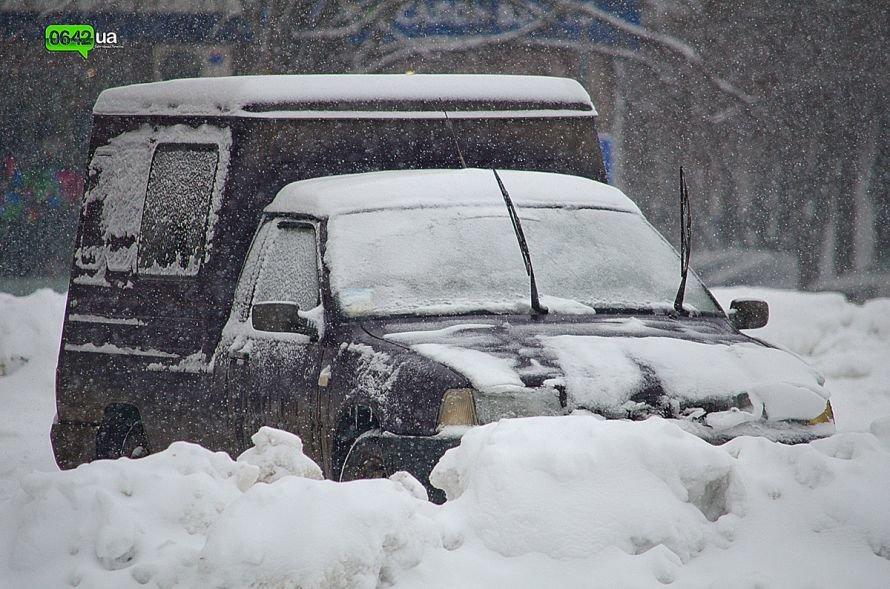 Луганск заносит снегом (ФОТО), фото-3