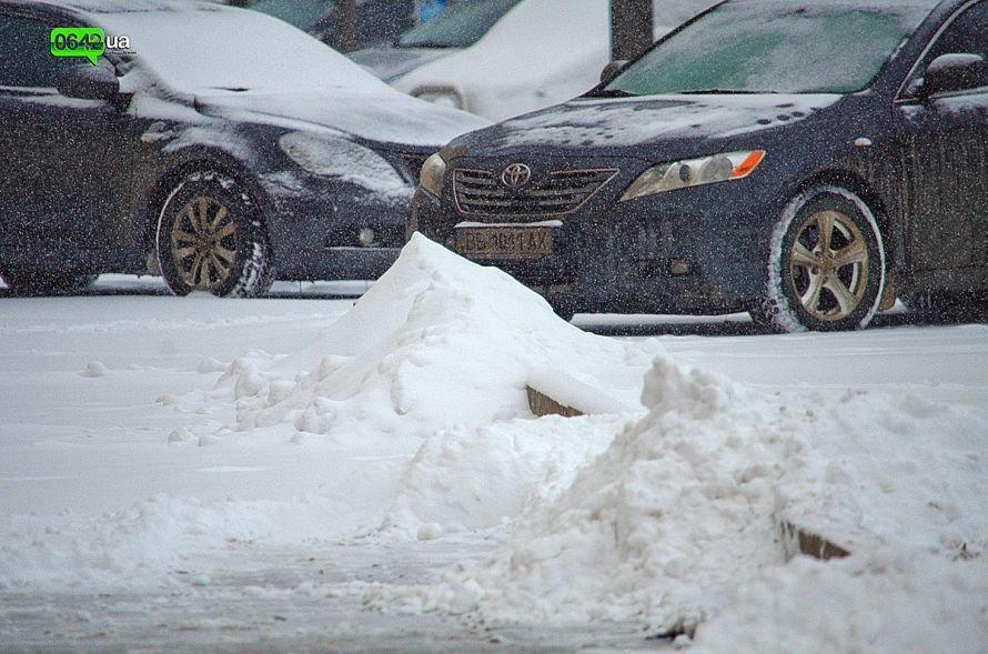 Луганск заносит снегом (ФОТО), фото-7