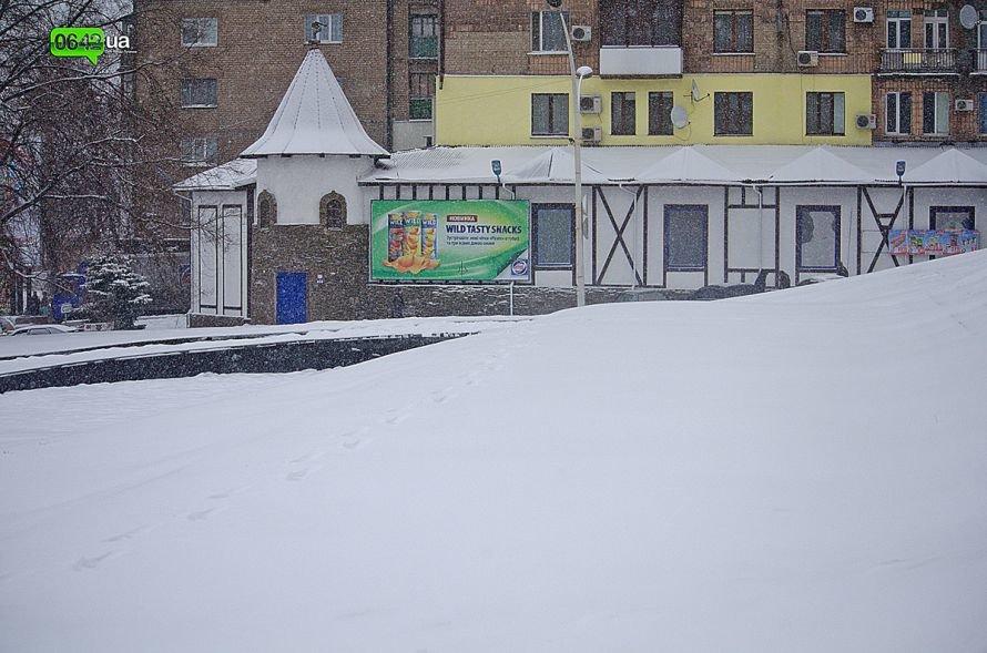 Луганск заносит снегом (ФОТО), фото-10