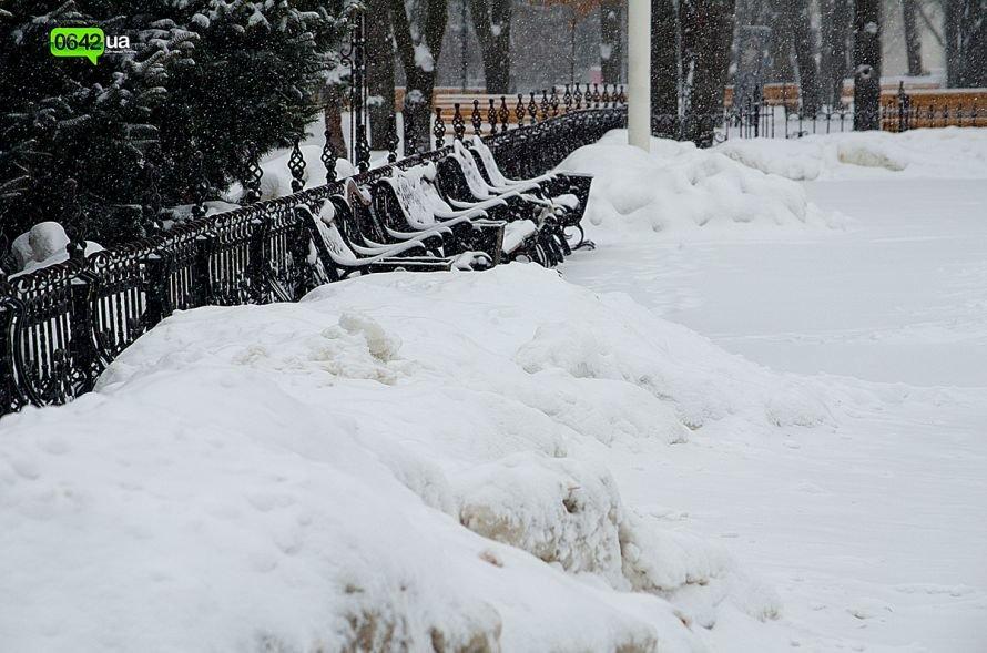 Луганск заносит снегом (ФОТО), фото-11
