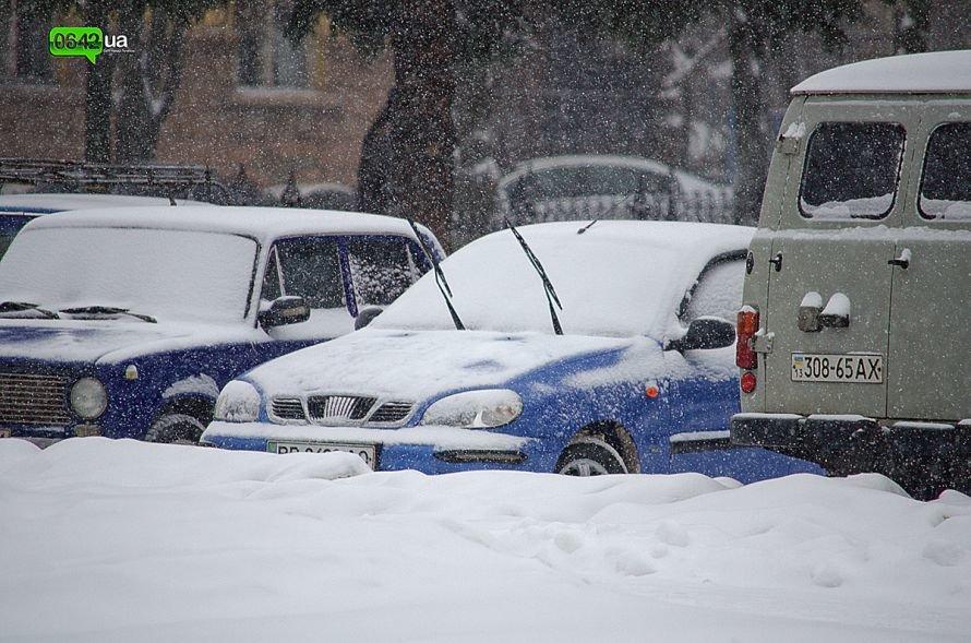 Луганск заносит снегом (ФОТО), фото-9