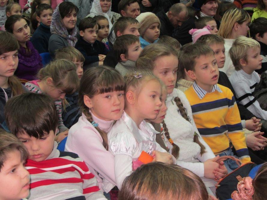 Детям днепропетровских священников показали Рождественскую сказку, фото-2