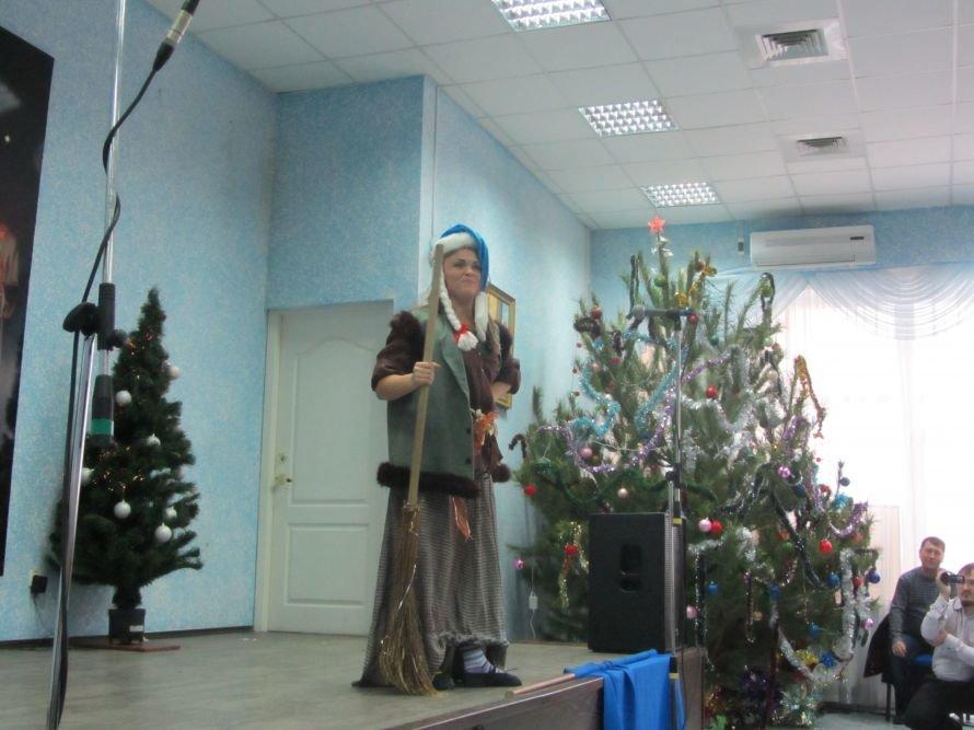 Детям днепропетровских священников показали Рождественскую сказку, фото-3