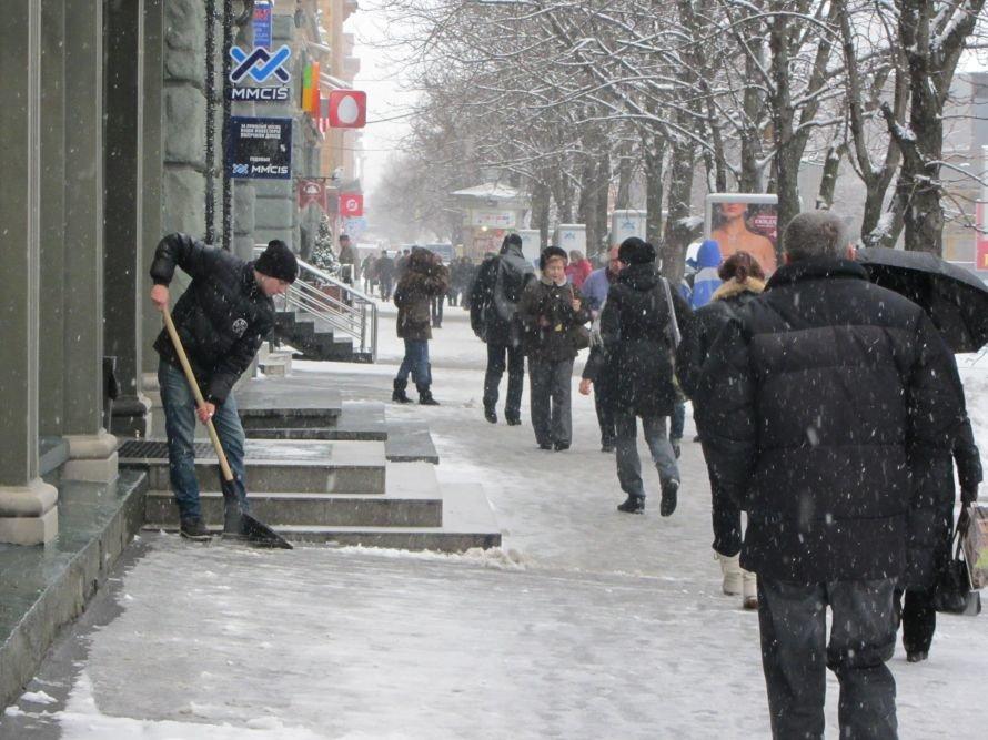 Горожане взялись за лопаты, а Детективное агентство Конрад за расследование бездействия госслужб, фото-1
