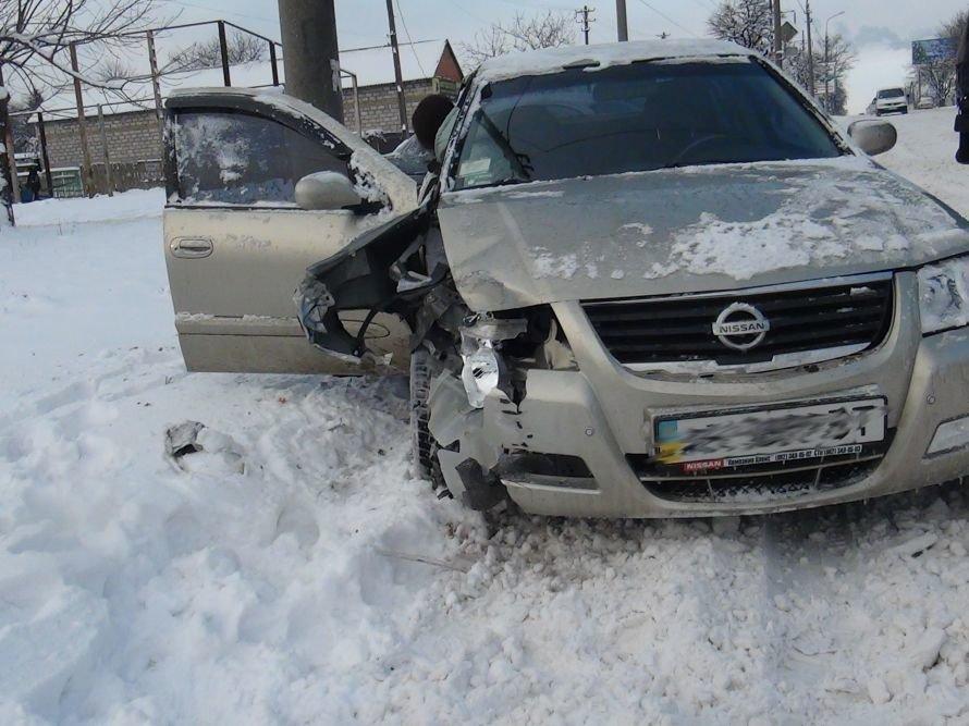 Уступи лыжню! В Мариуполе дороги превратились в снежные трассы (ФОТО), фото-2