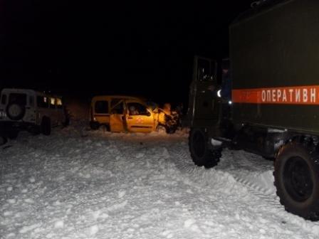 В Кировоградской области произошло масштабное ДТП. Погиб человек, фото-1