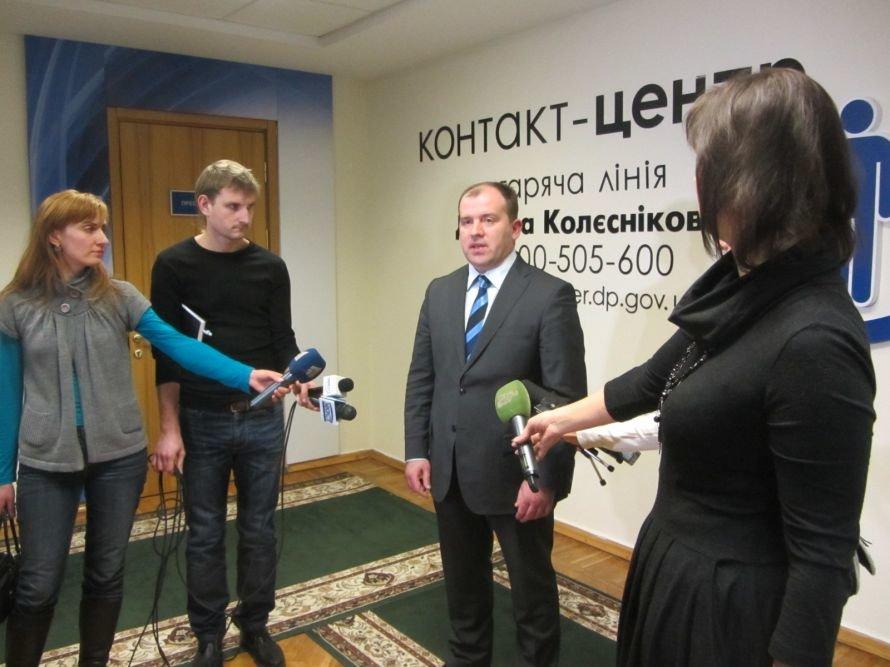 Дмитрий Колесников: «Мы научились собирать информацию — теперь нужно научиться на нее реагировать» (ФОТО), фото-5