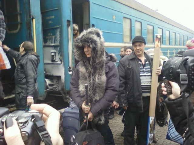 После «Х фактора» мариуполец  Алексей Смирнов вернулся в Мариуполь (ФОТО), фото-1