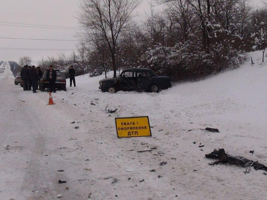 ДТП на въезде в Мариуполь. Столкнулись два авто. Погиб водитель. За рулем одной из машин находился сотрудник милиции (ФОТО ВИДЕО), фото-2
