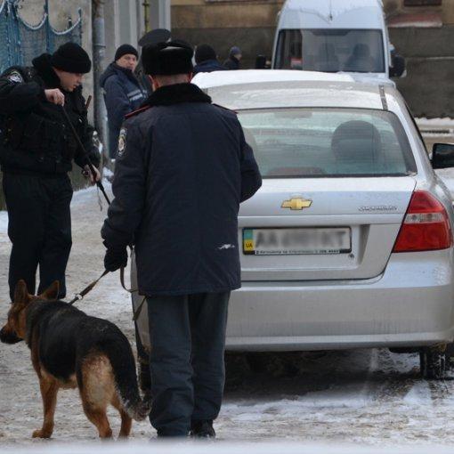 До міліції надійшло повідомлення про замінування Львівського СІЗО, фото-1