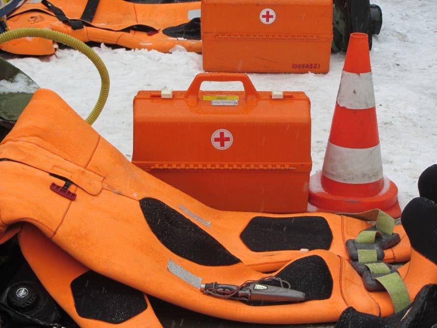 Днепропетровским спасателям подарят новую технику (Фоторепортаж), фото-3