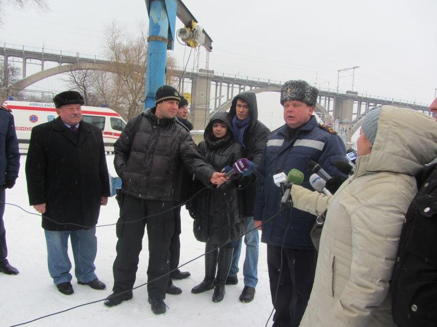 Днепропетровским спасателям подарят новую технику (Фоторепортаж), фото-4