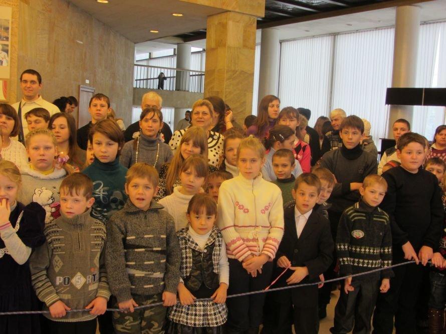 «Сияние радуги» подарило днепропетровским детям праздник (Фоторепортаж), фото-3