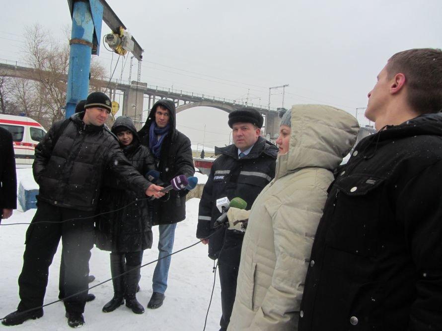 В Днепропетровске появятся таблички, рассказывающие, где можно купаться, фото-1