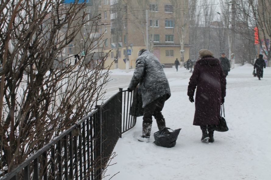 Литр самогона для согрева: как артемовского бомжа спасали от мороза, фото-3