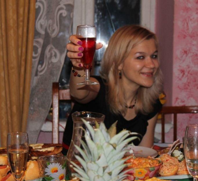 львов Ирина Дякунчак