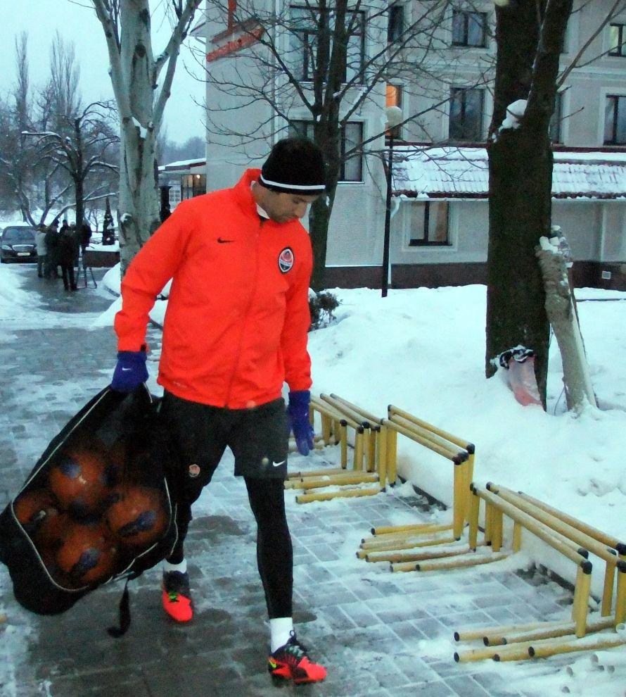 Мирча Луческу:  Виллиан не вернулся вовремя из отпуска и оказывает тем самым определенное давление на клуб, фото-3