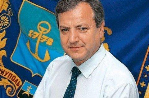 Мэру Мариуполя Юрию Хотлубею исполнилось 69 лет, фото-1