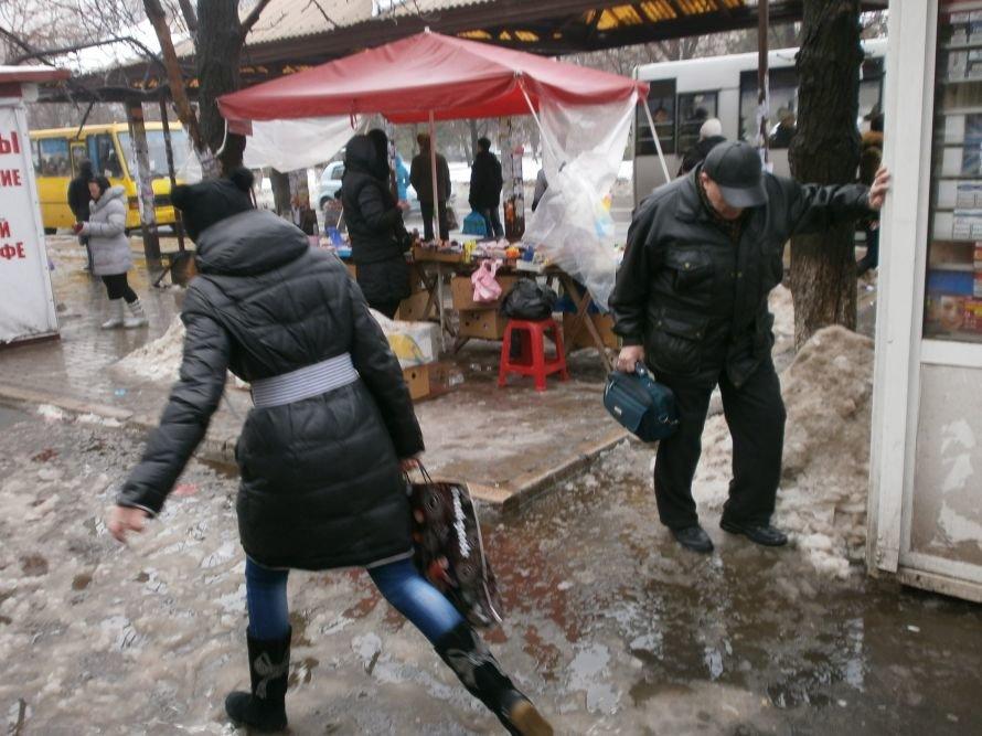 Мариуполь утопает в лужах (ФОТО), фото-8