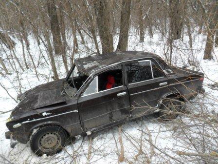 В Кировоградской области в кювете побывал «Ваз-2106» (фото), фото-1