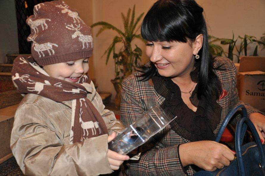 Днепропетровскую детвору продолжают радовать рождественскими сказками, фото-1