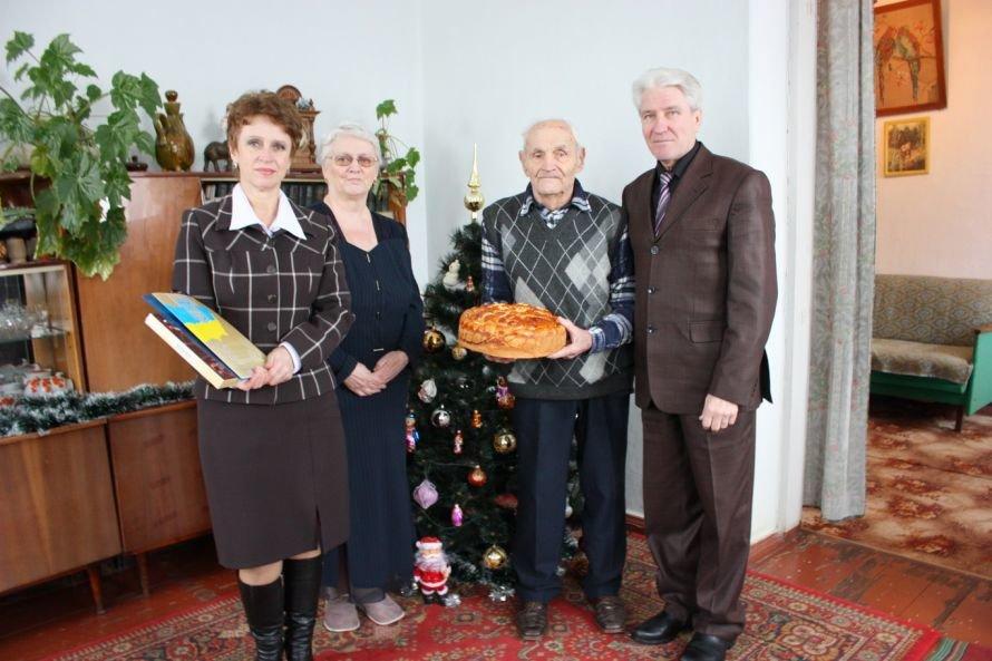 В Кременчуге отметили свои именины два долгожителя (ФОТО), фото-1