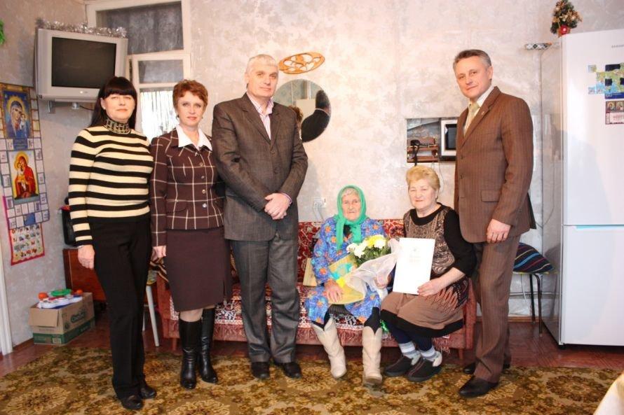 В Кременчуге отметили свои именины два долгожителя (ФОТО), фото-2