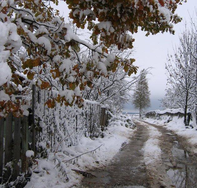Потепление в Кременчуге ненадолго, фото-1