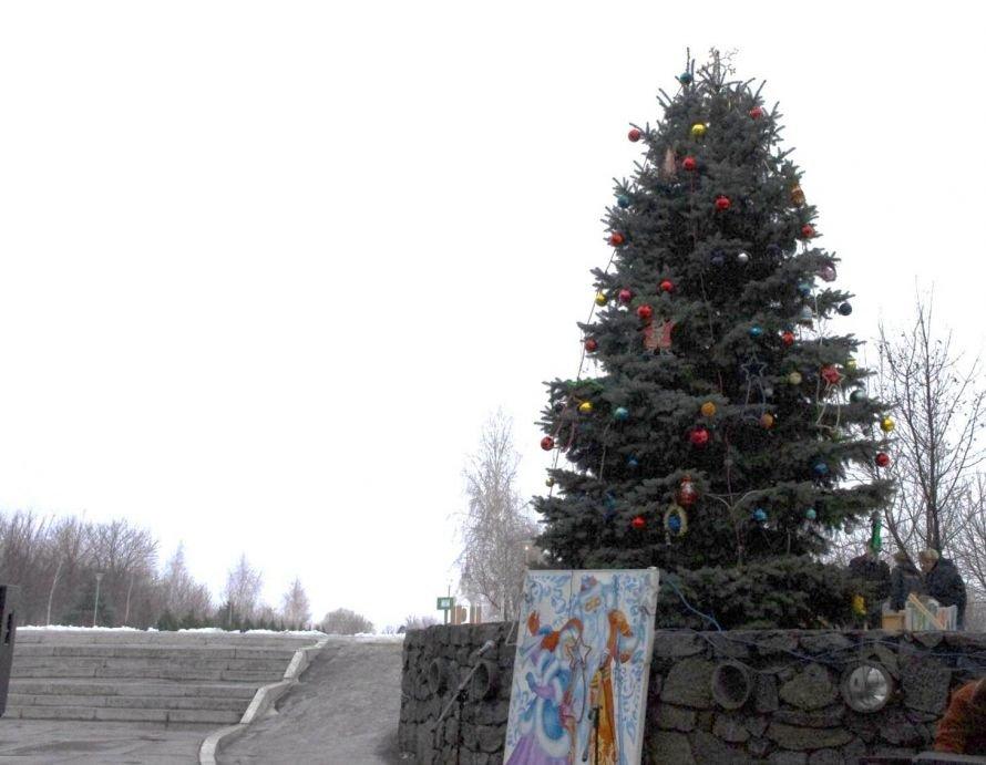 В Автозаводском районе Кременчуга подвели итоги конкурса на лучшую ёлку (ФОТО), фото-13