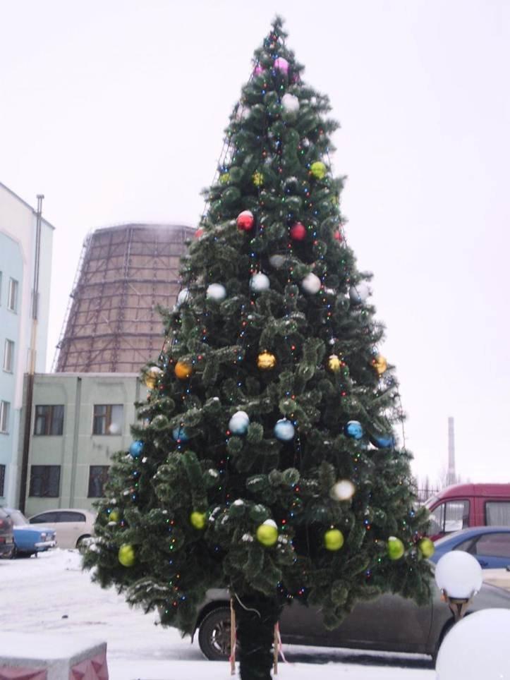 В Автозаводском районе Кременчуга подвели итоги конкурса на лучшую ёлку (ФОТО), фото-4