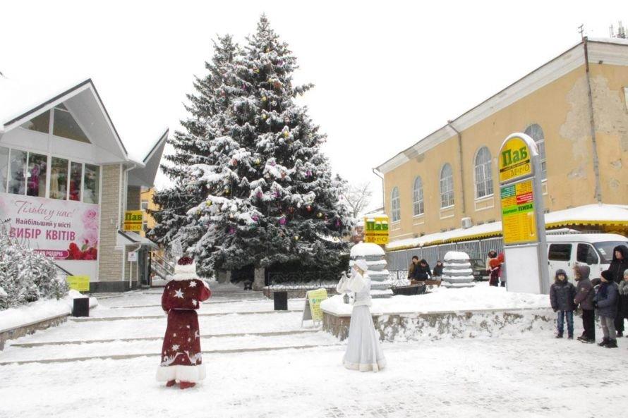 В Автозаводском районе Кременчуга подвели итоги конкурса на лучшую ёлку (ФОТО), фото-6