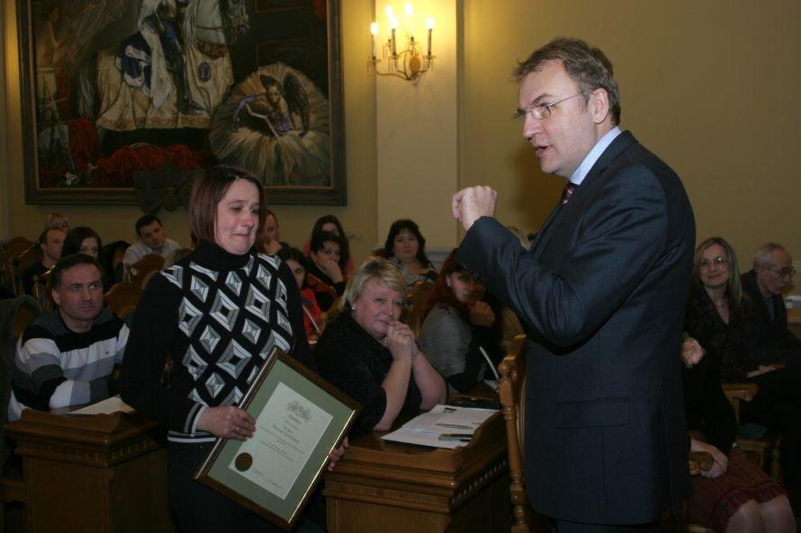 Директору ЛКП «Сигнівка» вручили подяку, фото-1