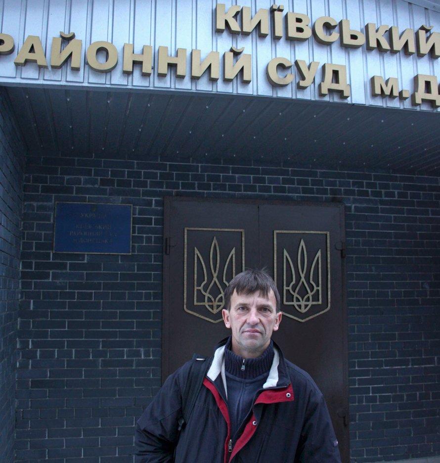 Суд «скорый и правый» - уже пятый год продолжается дело об избиении донецкого журналиста директором РСК «Олимпийский», фото-1