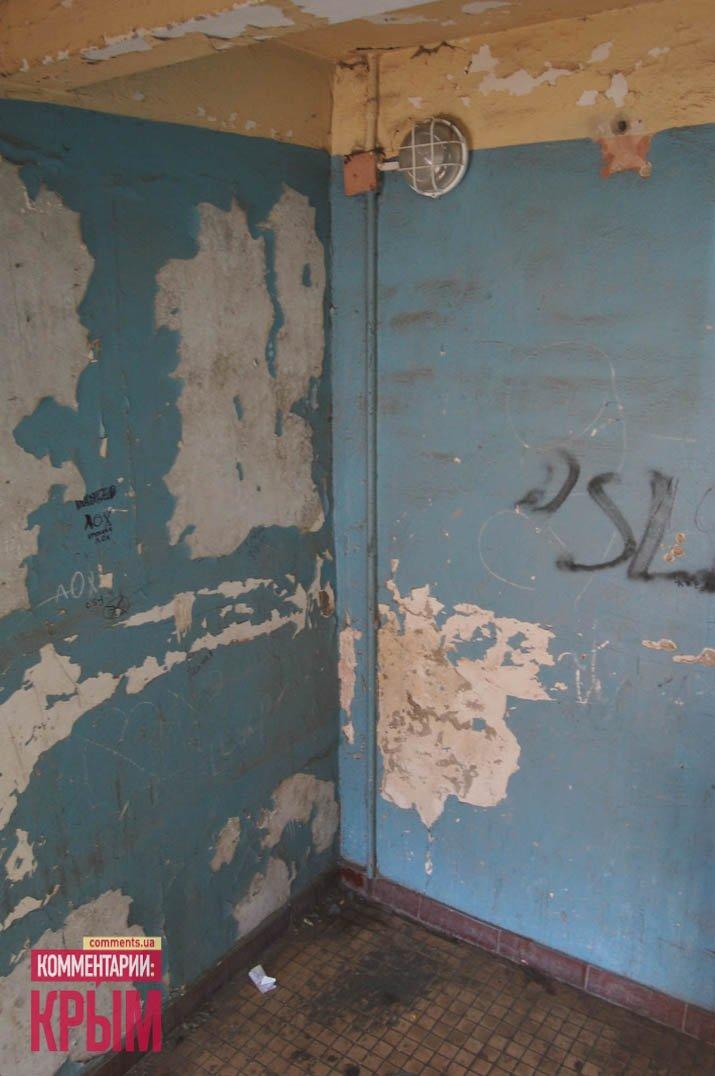 «Президентский» дом в Симферополе превратился в туалет (ФОТО), фото-2