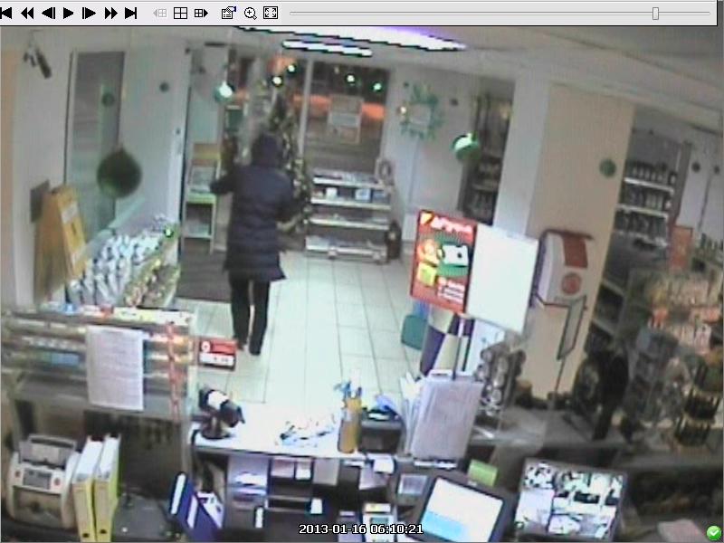 Вооруженное нападение за АЗС «Окко» в Кривом Роге. Есть записи с камер видеонаблюдения (ФОТО), фото-1