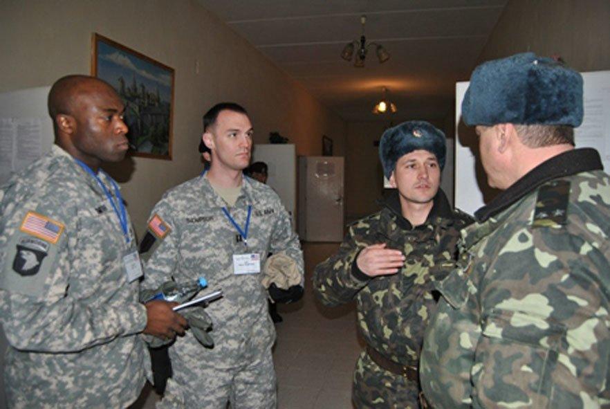 Майор Збройних Сил Польщі відзначив умови для навчання наших військовослужбовців, фото-2