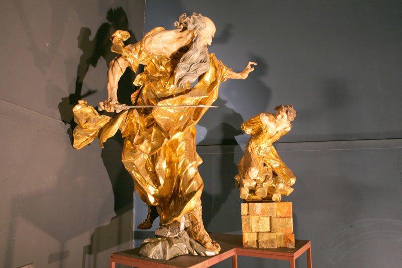 Скульптурам Пінзеля  у Львові немає куди повертатись(ФОТО), фото-2