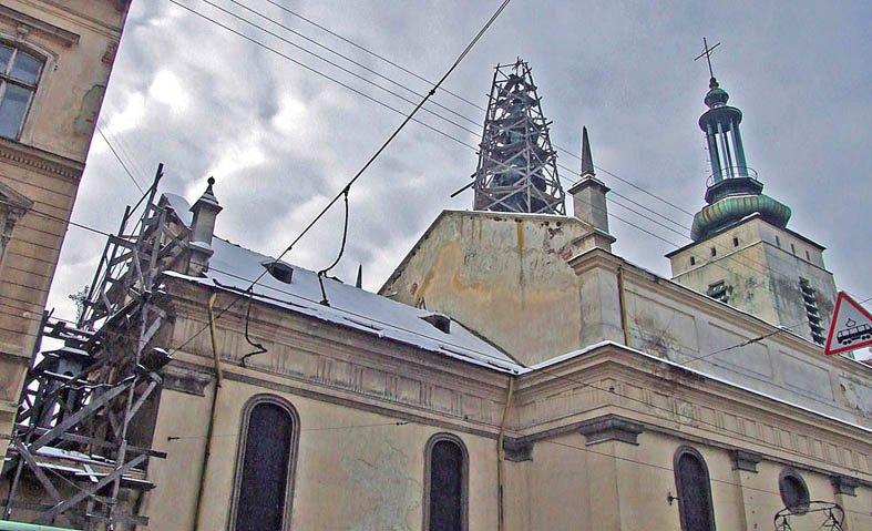 Скульптурам Пінзеля  у Львові немає куди повертатись(ФОТО), фото-3