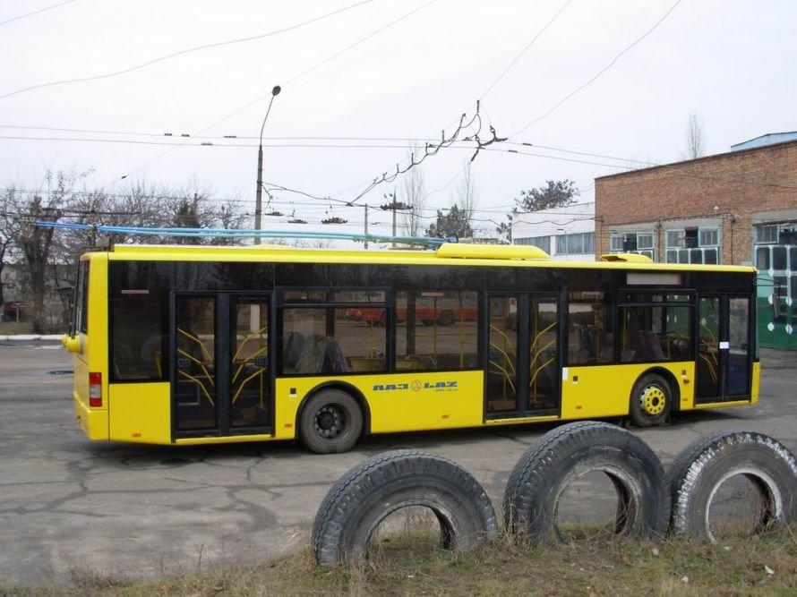 В Кременчуге продолжают наладку новых троллейбусов, фото-1