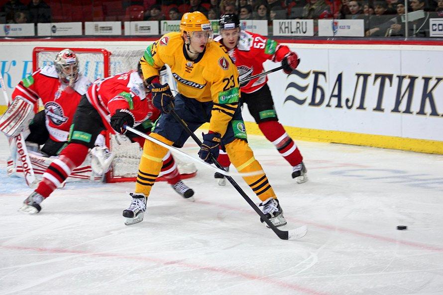 «Донбасс» одолел «Атлант» и вернулся в восьмерку лидеров (фото), фото-3