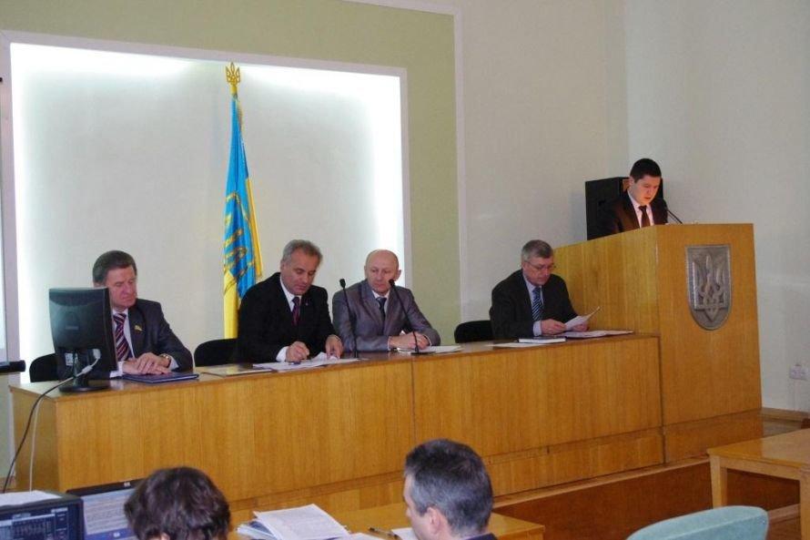 В Автозаводском районе Кременчуга подвели итоги работы ГО за 2012 год, фото-1